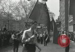 Image of May Day parade New York City USA, 1935, second 26 stock footage video 65675063187