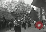 Image of May Day parade New York City USA, 1935, second 29 stock footage video 65675063187
