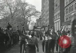 Image of May Day parade New York City USA, 1935, second 30 stock footage video 65675063187