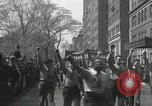 Image of May Day parade New York City USA, 1935, second 31 stock footage video 65675063187