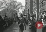 Image of May Day parade New York City USA, 1935, second 34 stock footage video 65675063187