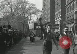 Image of May Day parade New York City USA, 1935, second 35 stock footage video 65675063187