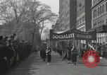 Image of May Day parade New York City USA, 1935, second 38 stock footage video 65675063187