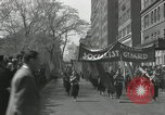 Image of May Day parade New York City USA, 1935, second 39 stock footage video 65675063187