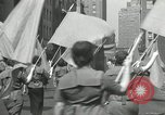 Image of May Day parade New York City USA, 1935, second 50 stock footage video 65675063187