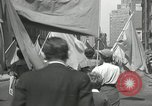 Image of May Day parade New York City USA, 1935, second 56 stock footage video 65675063187