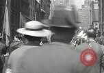 Image of May Day parade New York City USA, 1935, second 61 stock footage video 65675063187