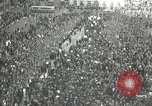 Image of May Day parade United States USA, 1935, second 16 stock footage video 65675063188