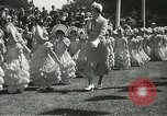 Image of Queen of the May San Francisco California USA, 1937, second 12 stock footage video 65675063189