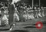 Image of Queen of the May San Francisco California USA, 1937, second 14 stock footage video 65675063189
