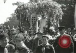 Image of Queen of the May San Francisco California USA, 1937, second 17 stock footage video 65675063189