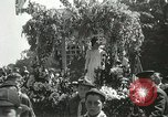 Image of Queen of the May San Francisco California USA, 1937, second 18 stock footage video 65675063189