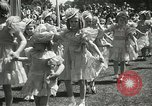 Image of Queen of the May San Francisco California USA, 1937, second 24 stock footage video 65675063189