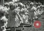Image of Queen of the May San Francisco California USA, 1937, second 25 stock footage video 65675063189
