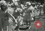 Image of Queen of the May San Francisco California USA, 1937, second 26 stock footage video 65675063189