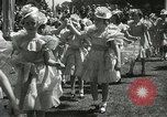 Image of Queen of the May San Francisco California USA, 1937, second 27 stock footage video 65675063189