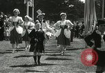 Image of Queen of the May San Francisco California USA, 1937, second 28 stock footage video 65675063189