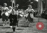 Image of Queen of the May San Francisco California USA, 1937, second 29 stock footage video 65675063189