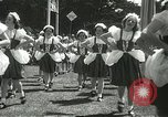 Image of Queen of the May San Francisco California USA, 1937, second 33 stock footage video 65675063189