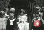 Image of Queen of the May San Francisco California USA, 1937, second 38 stock footage video 65675063189