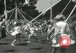 Image of Queen of the May San Francisco California USA, 1937, second 44 stock footage video 65675063189