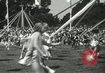Image of Queen of the May San Francisco California USA, 1937, second 45 stock footage video 65675063189