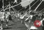 Image of Queen of the May San Francisco California USA, 1937, second 46 stock footage video 65675063189