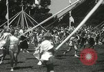 Image of Queen of the May San Francisco California USA, 1937, second 47 stock footage video 65675063189