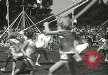 Image of Queen of the May San Francisco California USA, 1937, second 48 stock footage video 65675063189