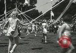 Image of Queen of the May San Francisco California USA, 1937, second 49 stock footage video 65675063189