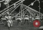 Image of Queen of the May San Francisco California USA, 1937, second 53 stock footage video 65675063189