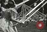 Image of Queen of the May San Francisco California USA, 1937, second 55 stock footage video 65675063189