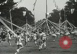 Image of Queen of the May San Francisco California USA, 1937, second 57 stock footage video 65675063189