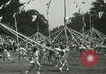 Image of Queen of the May San Francisco California USA, 1937, second 58 stock footage video 65675063189
