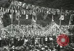 Image of Queen of the May San Francisco California USA, 1937, second 60 stock footage video 65675063189
