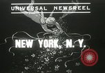 Image of May Day parade New York City USA, 1937, second 1 stock footage video 65675063190