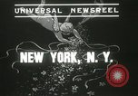 Image of May Day parade New York City USA, 1937, second 4 stock footage video 65675063190