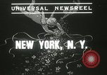Image of May Day parade New York City USA, 1937, second 6 stock footage video 65675063190
