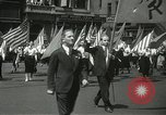 Image of May Day parade New York City USA, 1937, second 15 stock footage video 65675063190