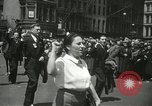 Image of May Day parade New York City USA, 1937, second 20 stock footage video 65675063190