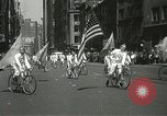 Image of May Day parade New York City USA, 1937, second 22 stock footage video 65675063190