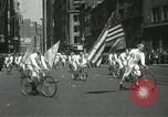 Image of May Day parade New York City USA, 1937, second 23 stock footage video 65675063190
