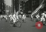 Image of May Day parade New York City USA, 1937, second 24 stock footage video 65675063190