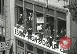 Image of May Day parade New York City USA, 1937, second 29 stock footage video 65675063190