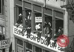 Image of May Day parade New York City USA, 1937, second 30 stock footage video 65675063190