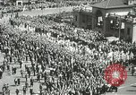 Image of May Day parade New York City USA, 1937, second 32 stock footage video 65675063190