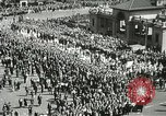 Image of May Day parade New York City USA, 1937, second 34 stock footage video 65675063190