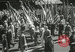 Image of Duffy Memorial unveiling ceremony New York City USA, 1937, second 19 stock footage video 65675063192