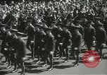 Image of Duffy Memorial unveiling ceremony New York City USA, 1937, second 27 stock footage video 65675063192