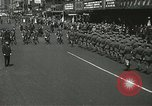 Image of Duffy Memorial unveiling ceremony New York City USA, 1937, second 31 stock footage video 65675063192